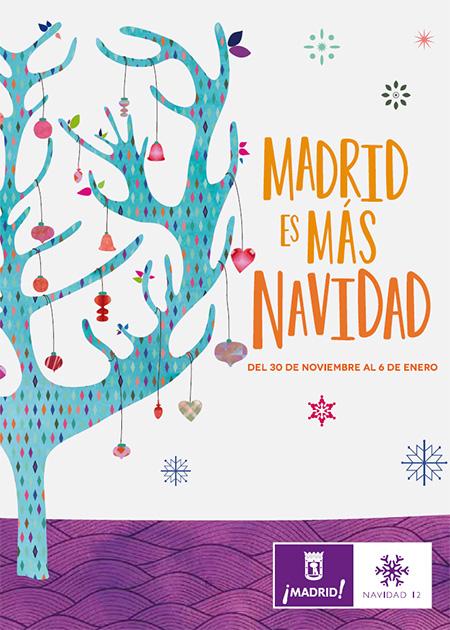 Programa de actividades Navidad 2012-2013 en Madrid