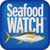 Summary of omega-3 contents of the Monterey Bay Aquarium Seafood Watch most sustainable seafood choices