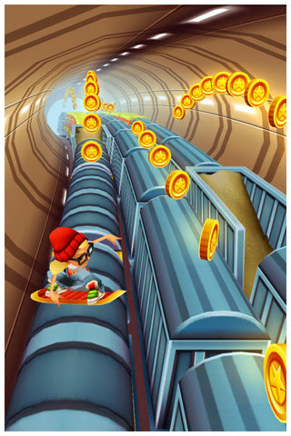 Subway Surfers 2013 [Portable] [DF-PL]