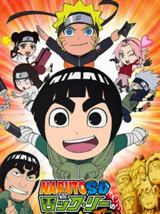 Ver online descargar Rock Lee no Seishun Full-Power Ninden