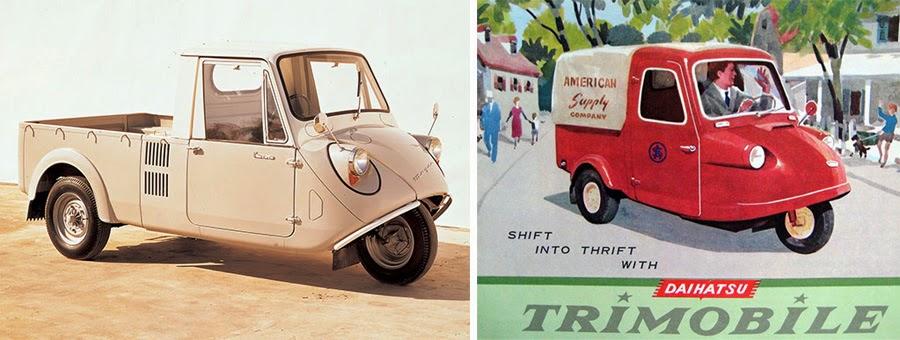 Dark Roasted Blend These Glorious Three Wheeled Microcars