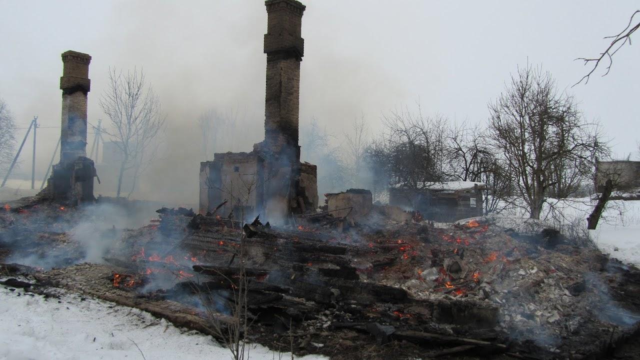 Kontrollitud põletamine aastal 2012