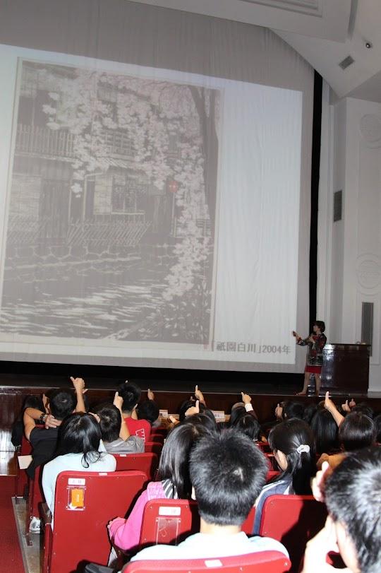 *翁倩玉(Judy Ongg)「燦爛的人生」:分享人生經驗演說! 7