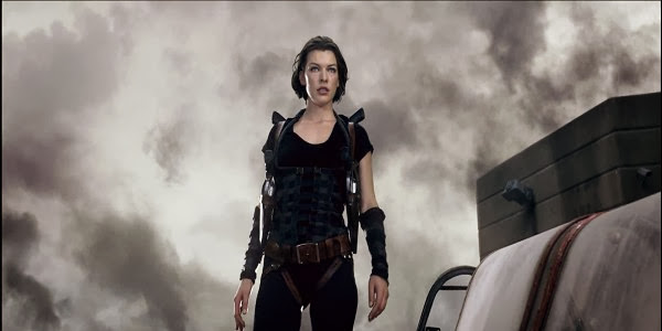 The Resident Evil The Final Chapter English Movie Online 720p