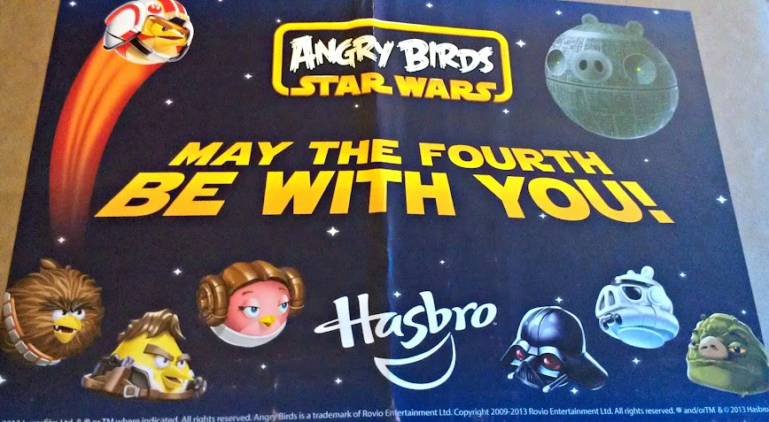 Hasbro Angry Birds Star Wars Family Games