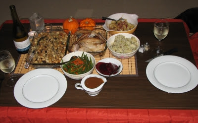 thanksgiving 2011