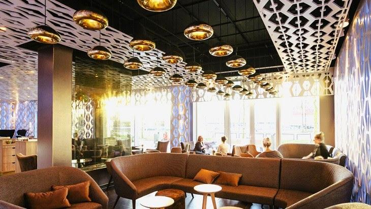 Cafe Bar in Amsterdam, Netherlands