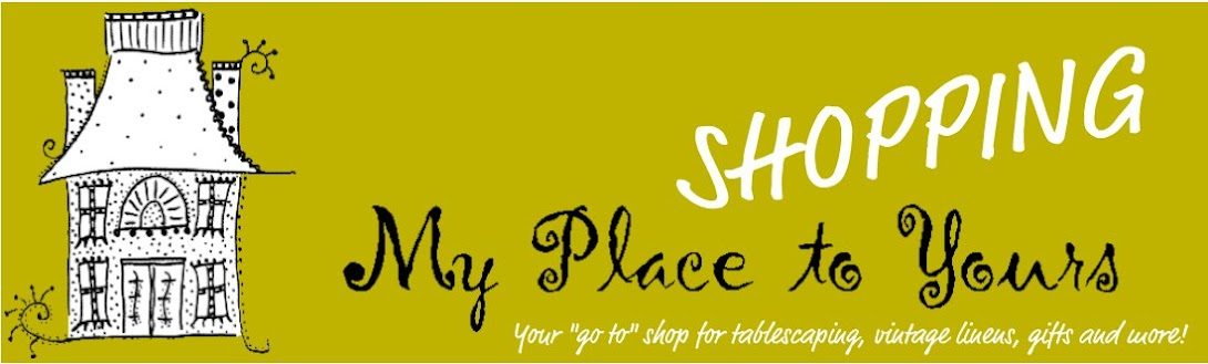 My Place to Yours SHOPPING