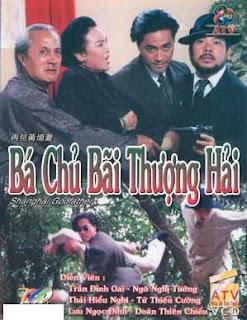 Bá Chủ Bãi Thượng Hải 2 - Tái Hiển Hùng Phong - Shanghai Godfather 2 - 1994