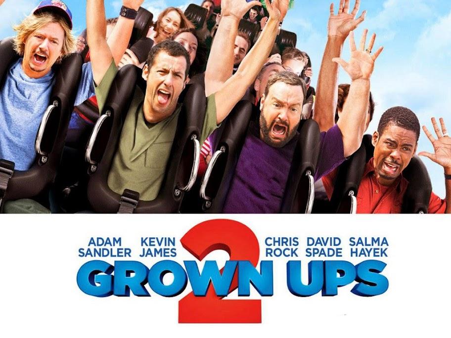Οι Μεγάλοι 2 Grown Ups 2 Movie Wallpaper