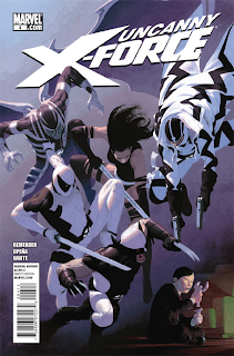 Uncanny X-Force #4 - Comic of the Day
