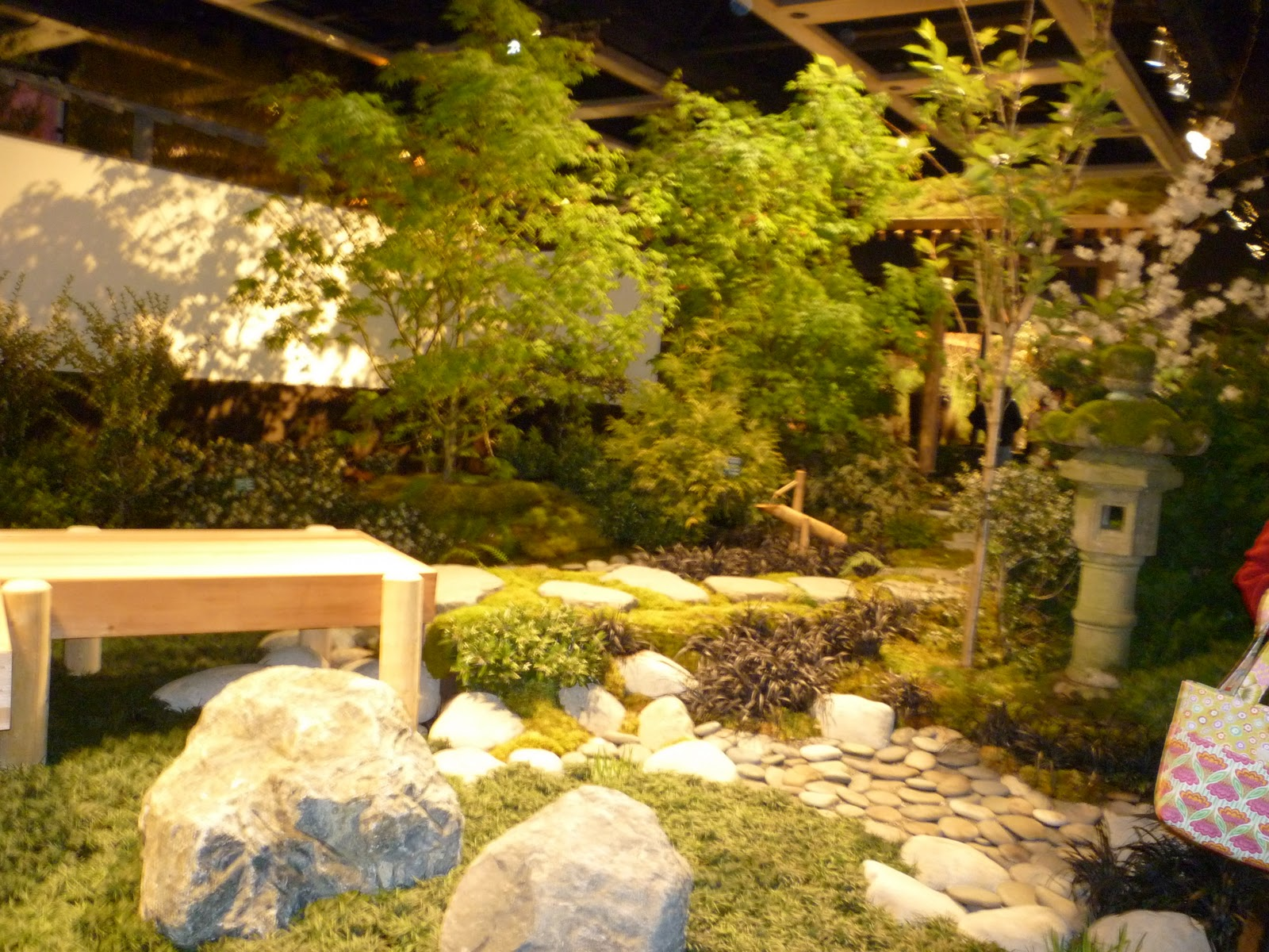 Seattle Japanese Garden Community Blog: Scene From the Flower and ...