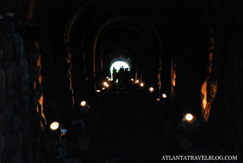 Железнодорожный тоннель Tunnel Hill