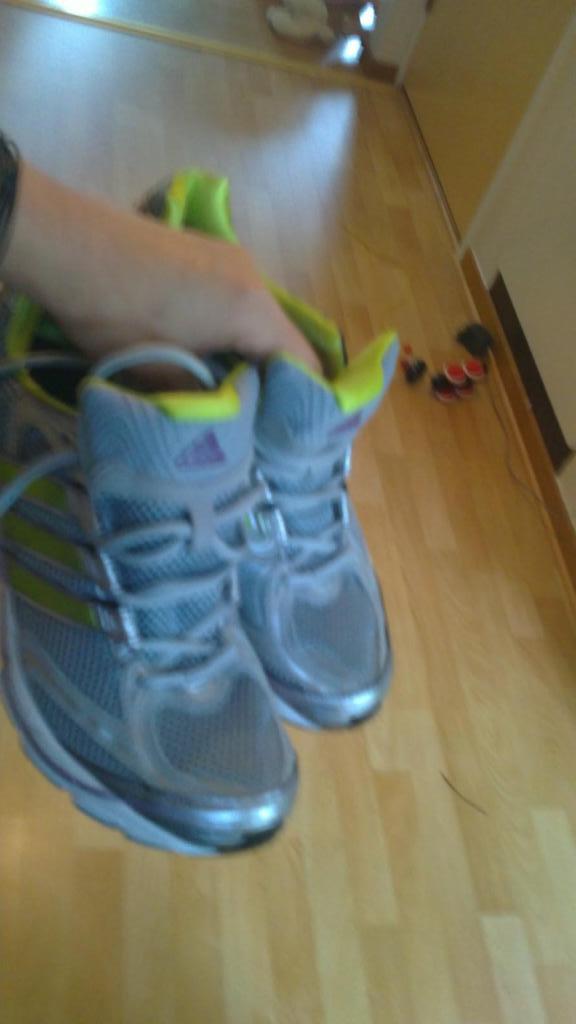 big sale bcb6b 62706 Det är ett par fantastiska skor jag har köpt!!