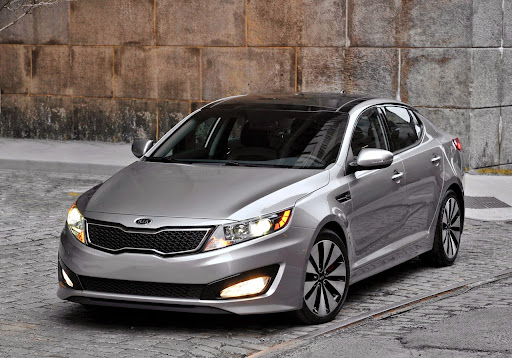 2012 Kia Optima Invoice Price