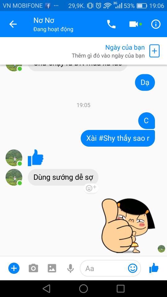 Dung dịch vệ sinh SHY