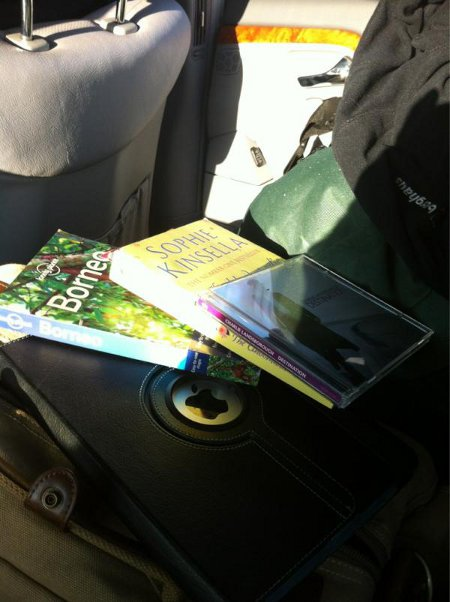 książki o Borneo