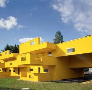 tạo hình tự nhiên và kiến trúc