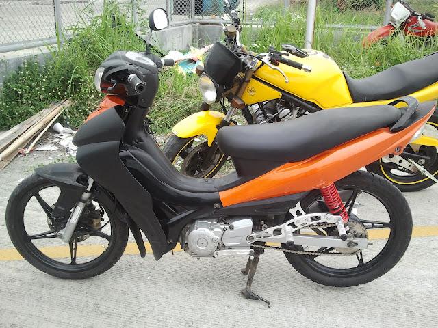 Yamaha Lagenda 110z Manual