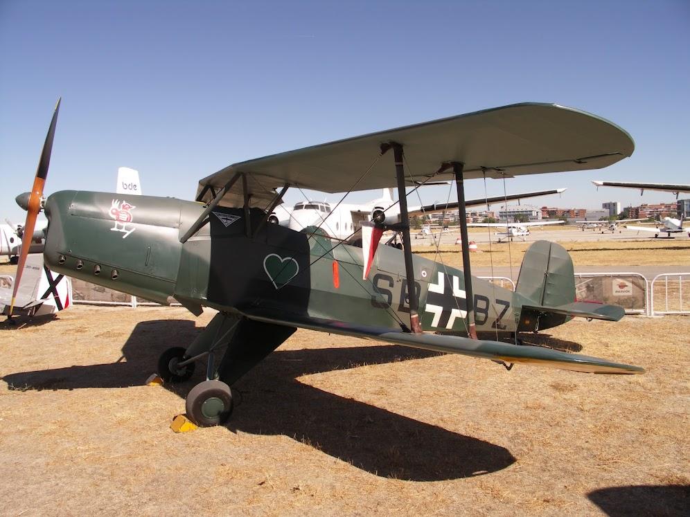 """Exhibición aerea de la Fundación """"Infante de Orleans"""". PICT0363"""