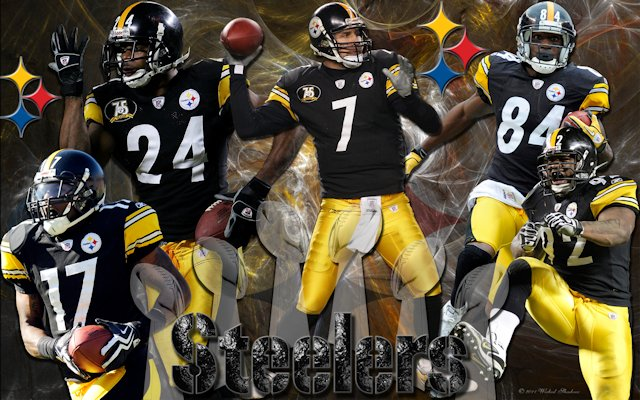 Pittsburgh Steelers Team Wallpaper