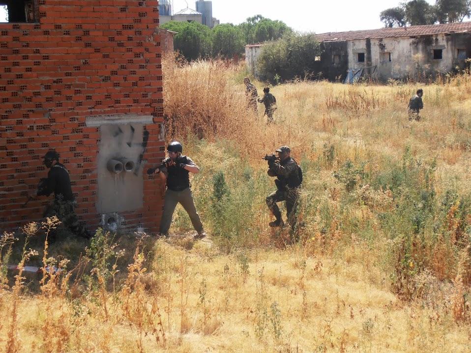 """Fotos de """"Operación Granja"""". 25-08-13. P8250086"""