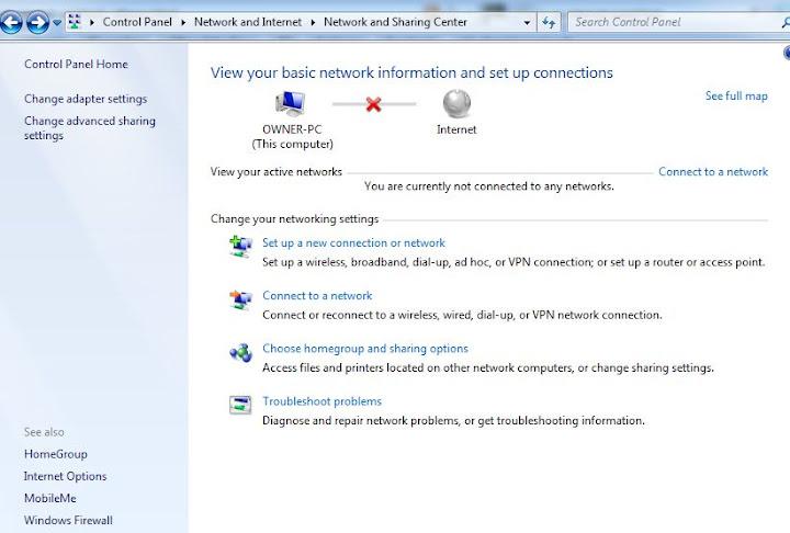 Làm gì khi máy tính của bạn không thể kết nối được Internet