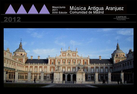 XIX Festival Música Antigua Aranjuez, con siete conciertos y un paseo musical