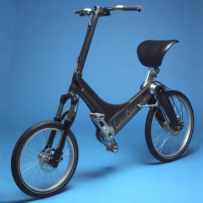 Modifikasi Sepeda Lipat Luca Bike:Modifikasi Sepeda Keren