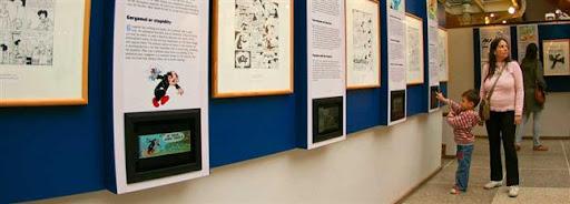 Bruselas Valonia: Museo de Peyo, padre de los pitufos