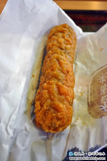 丹丹漢堡香酥米糕