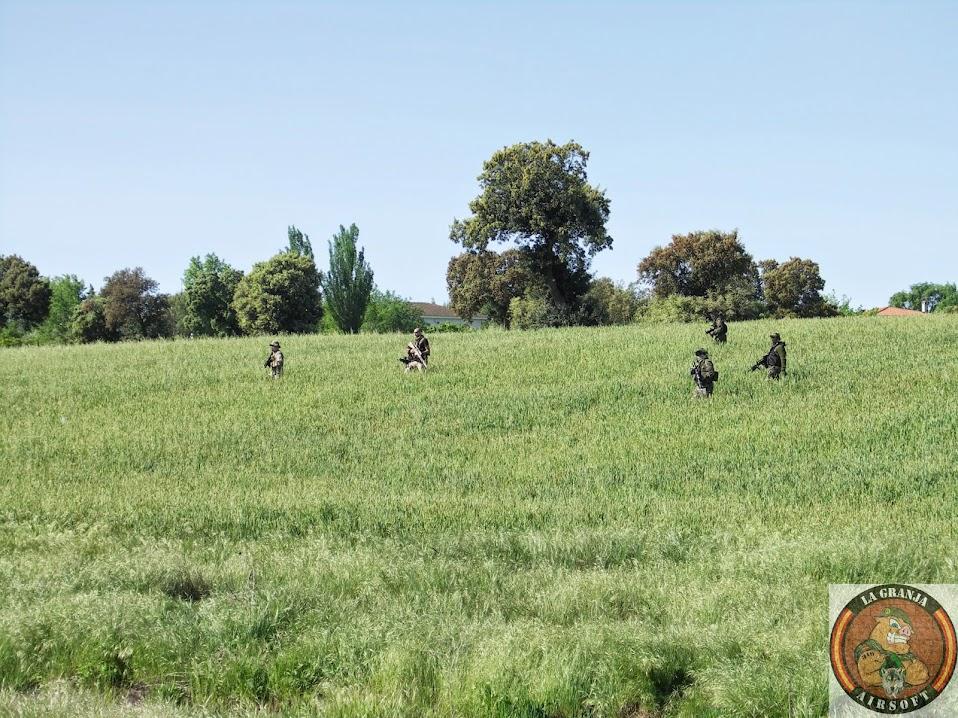"""Fotos de la partida """"El paso de Kiber"""". 27-04-14. PICT0140"""