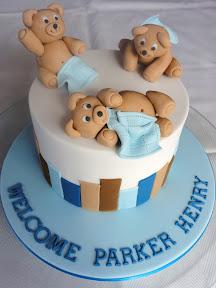 Beary beautiful cake!