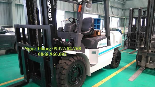 Xe nâng hàng 5 tấn Nissan Unicarriers