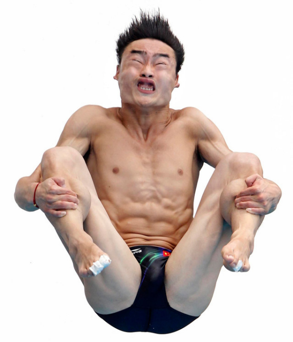 Faces of Olympic Diving 5
