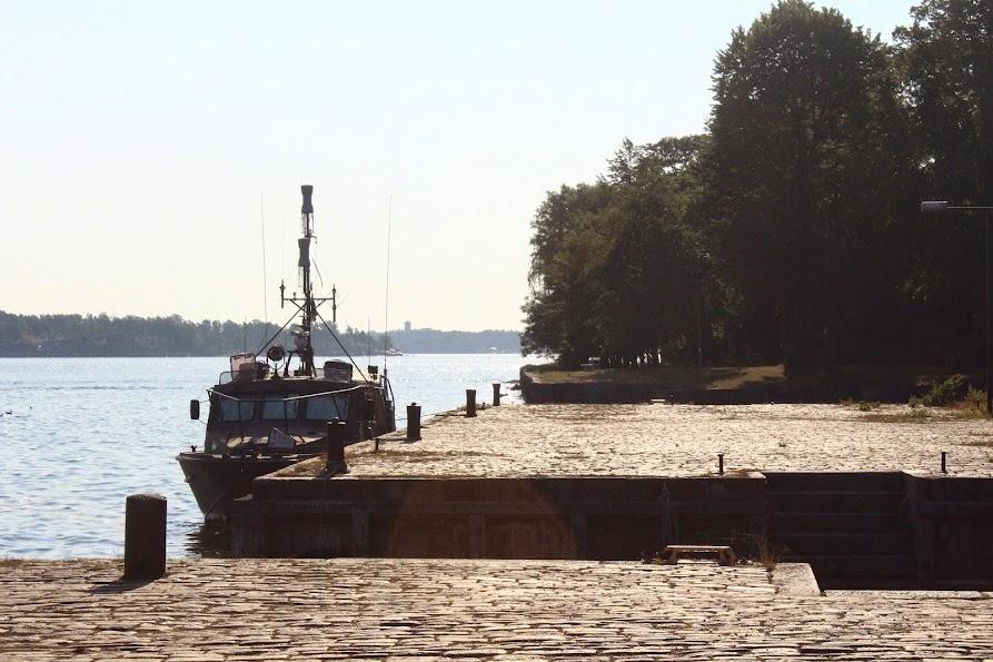 suomenlinna helsinki ferry