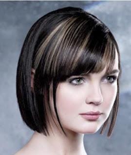 Model Rambut Terbaru 2011 Pendek Untuk Wanita Cewek