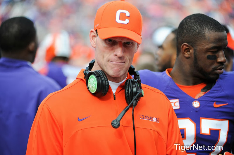 Clemson vs The Citadel Photos - 2013, Brent Venables, Football, The Citadel