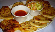 The national day of pupusas