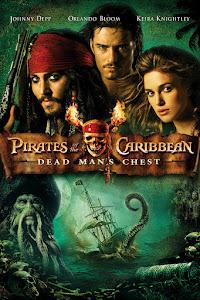 Cướp Biển Vùng Caribê 2: Chiếc Rương Tử Thần - Pirates Of The Caribbean: Dead Man's Chest poster