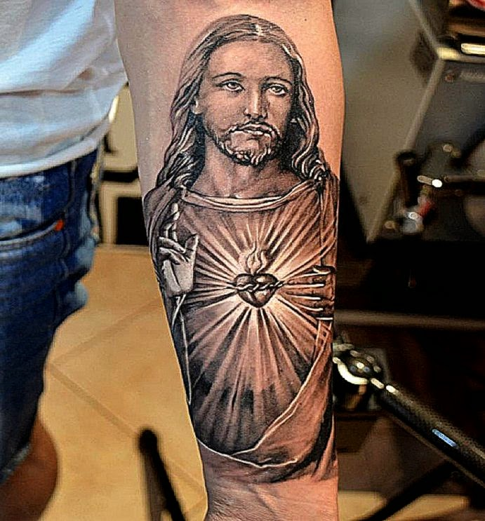 Jesus Tattoo Free Tattoo Pictures