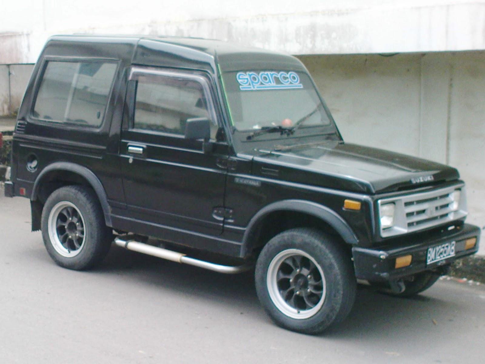 Suzuki Caribian Club