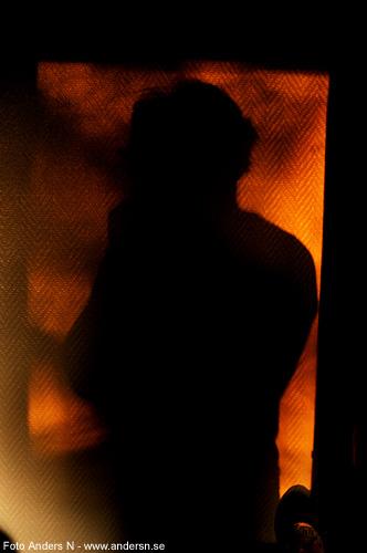 vårkväll, självporträtt, foto anders n