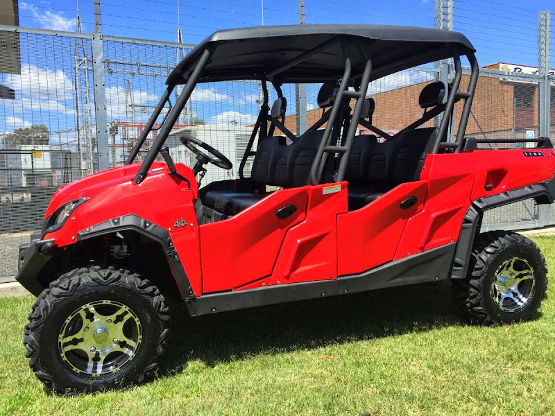1100cc GT 4 Seater Four Person Farm UTV Ute Side by Side