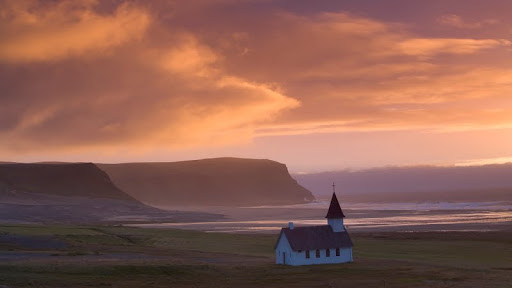 Isolated Church, Breidavik, Iceland.jpg