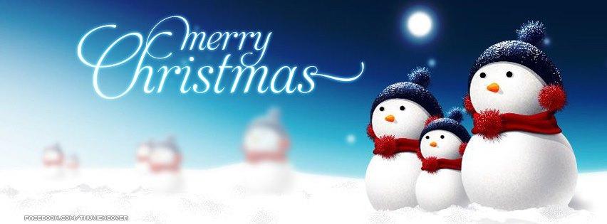 Ảnh bìa Giáng sinh tuyệt đẹp cho Facebook