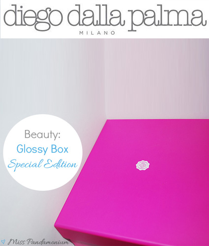 Beauty // Glossy Box Diego Dalla Palma
