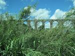 Remaining Roman aquaducts