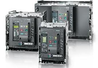 ACB Siemens 2500A, 66KA 3WL1225-2CB32-1AA2