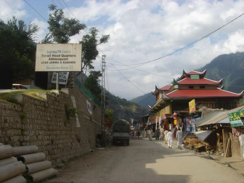 Athmuqam Neelam Kashmir